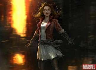 Elizabeth Olsen como Wanda