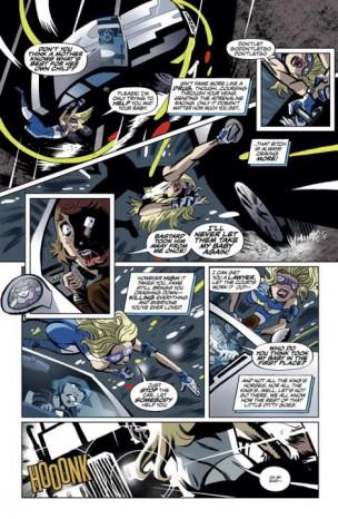 Furious Estrella caída Página 1