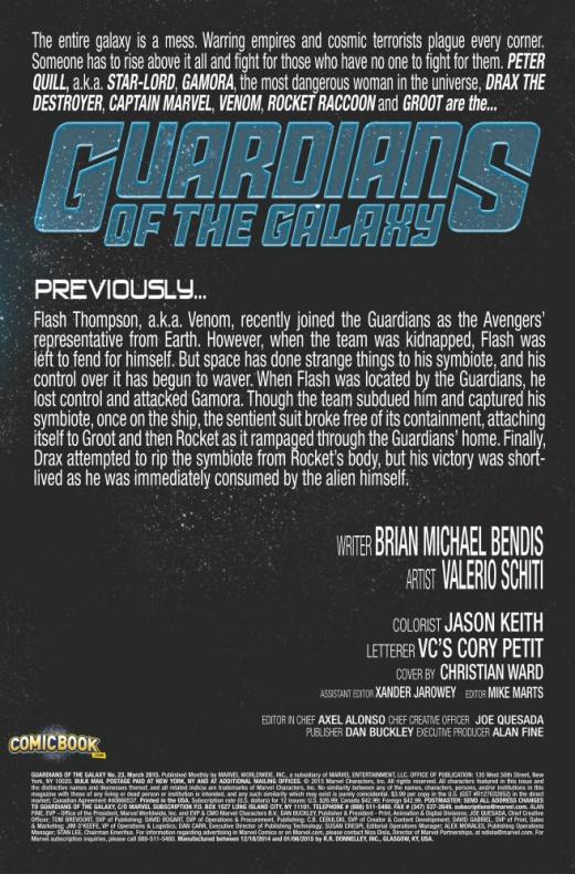 Guardianes de la galaxia 23 03