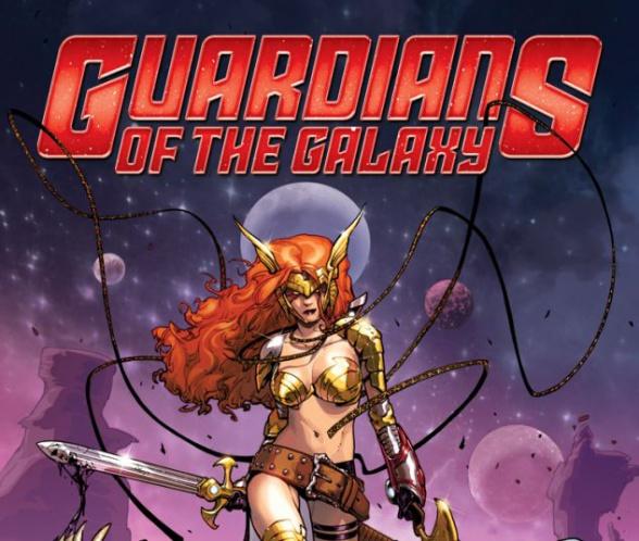 Guardianes de la galaxia 23