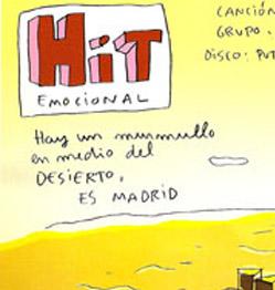 Hit emocional cover
