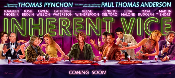 Inherent Vice - Paul Thomas Anderson banner