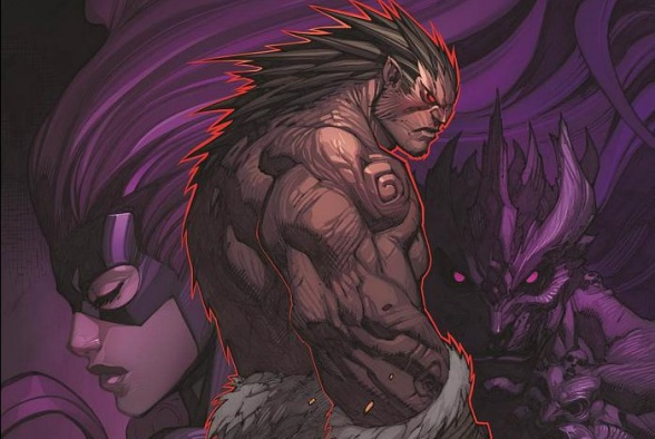 Inhumano 3 marvel