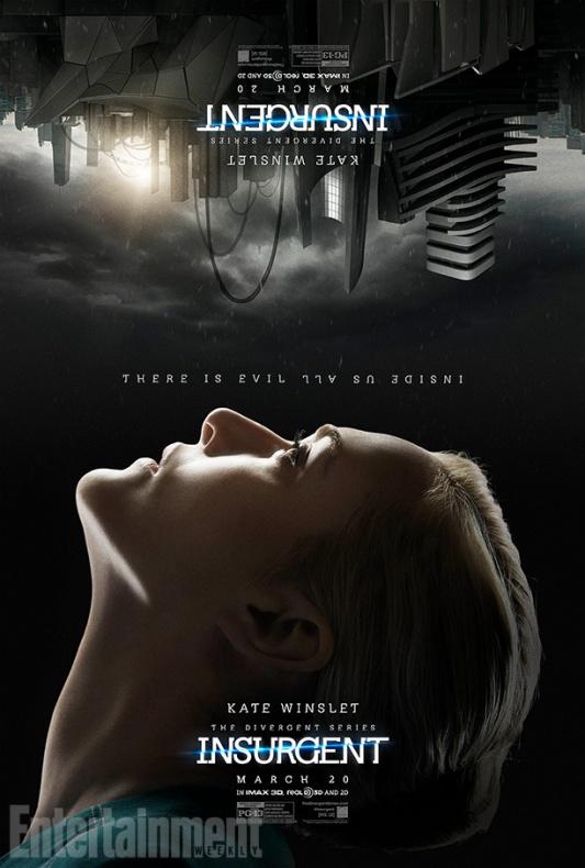 Kate Winslet Insurgente