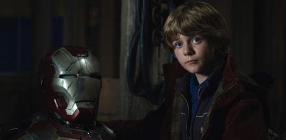 Iron Man 3  -Ty Simpkins