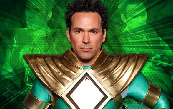Jason David Frank Power Rangers