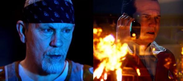 John Malkovic Bill Paxton Call of Duty