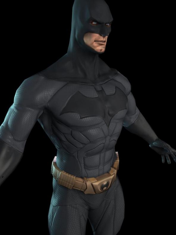 Justice League videogame Double Helix Batman 01