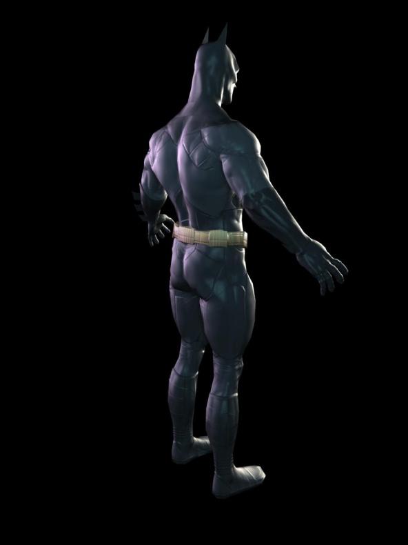 Justice League videogame Double Helix Batman 02
