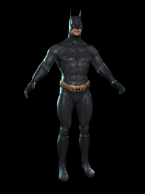 Justice League videogame Double Helix Batman 03