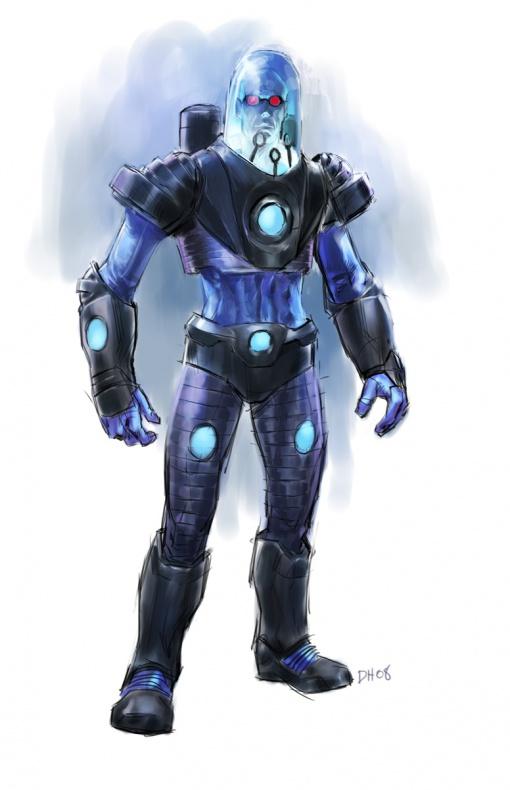 Justice League videogame Double Helix Mr Freeze