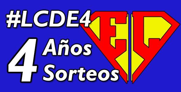 LCDE4 Sorteos