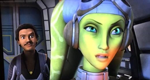 Lando Calrissian Star Wars Rebels 2
