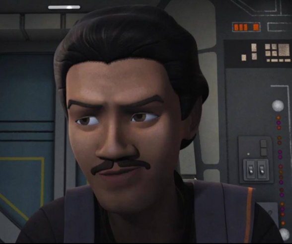 Lando Calrissian Star Wars Rebels