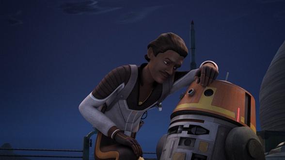 Lando Calrissian SWR