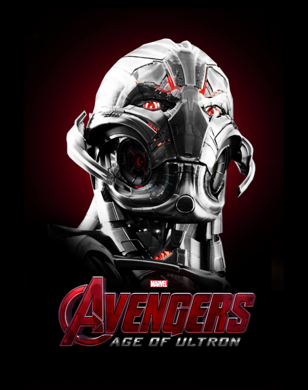 Los Vengadores: la era de Ultrón Ultrón cabreado