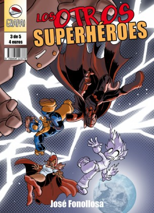 Los otros superheroes