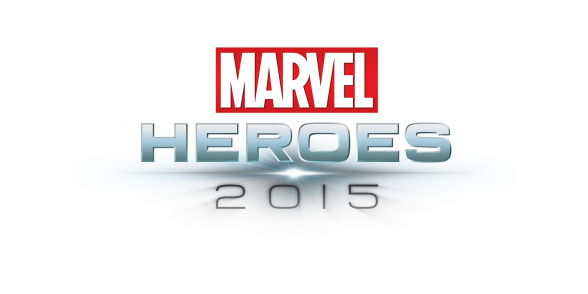 Marvel Heroes 2015 (logo)
