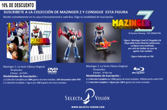 Mazinger Z Colección