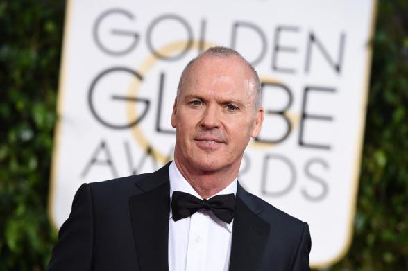 Michael Keaton Globos de Oro