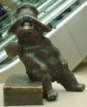 Paddington-estatua
