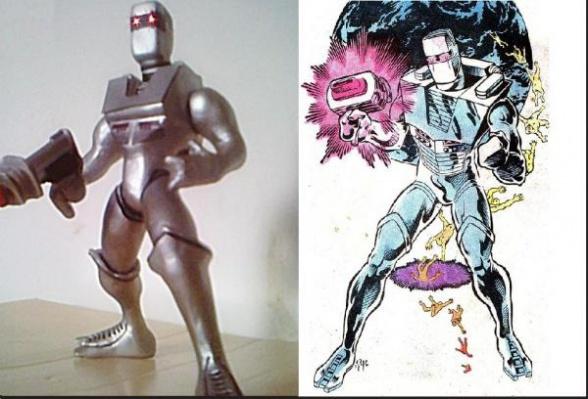 Personajes que legalmente no fueron incluídos en Guardianes de la Galaxia Rom