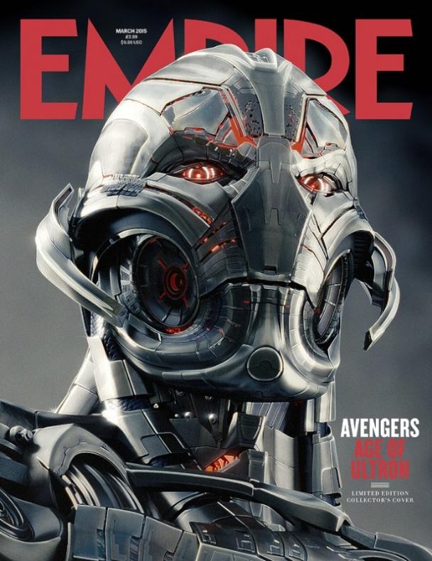 Portada de la Empire Magazine Edición Coleccionista