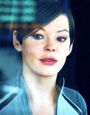 Rose McGowan Call of Duty