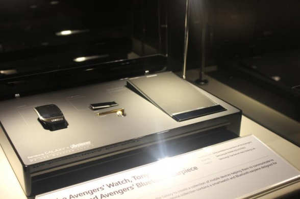 Samsung gadgets Vengadores la era de Ultrón 01