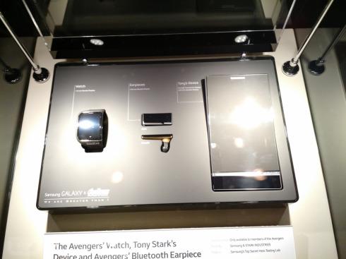 Samsung gadgets Vengadores la era de Ultrón 041