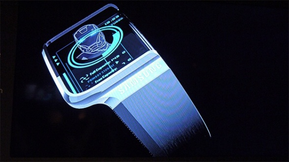 Samsung smartwatch Vengadores la era de Ultrón