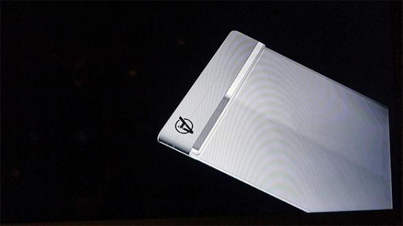 Samsung teléfono transparente Vengadores la era de Ultrón 07