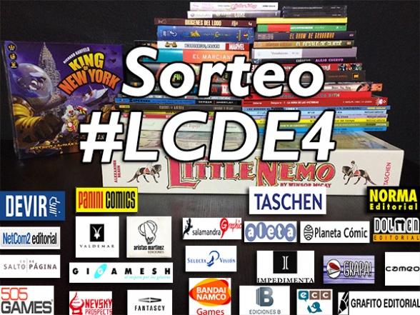 Megasorteo LCDE4