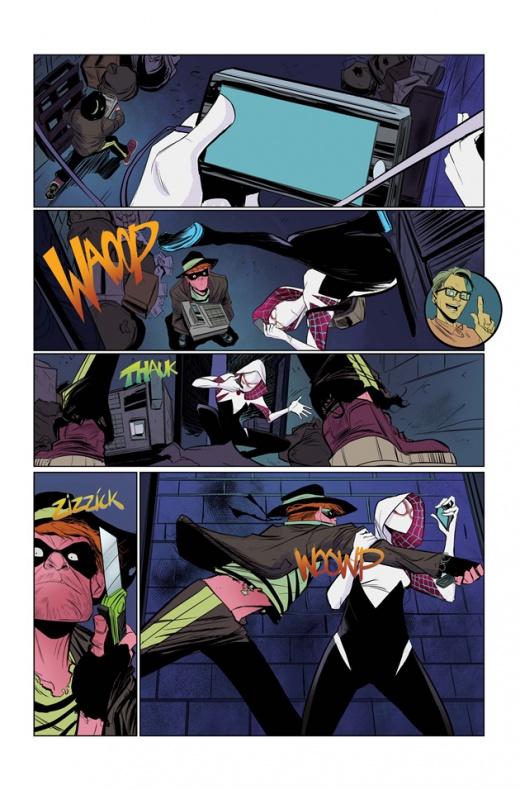 Spider-Gwen #1-1
