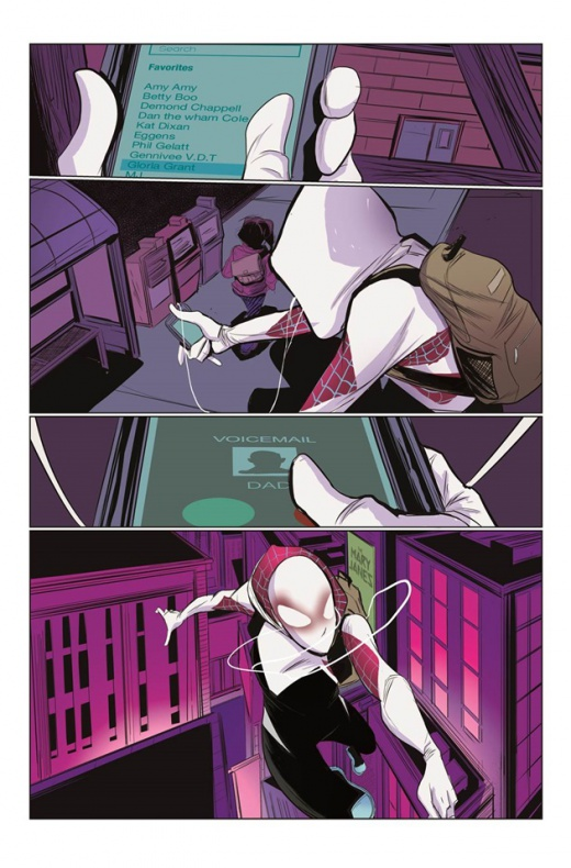 Spider-Gwen #1-3