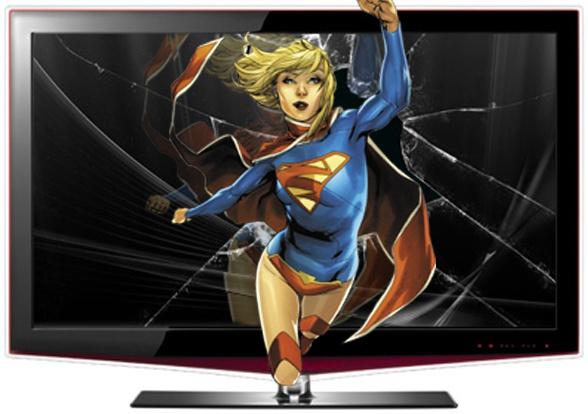 Supergirl televisión