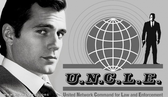 The Man From U.N.C.L.E. - El Agente de C.I.P.O.L. - banner