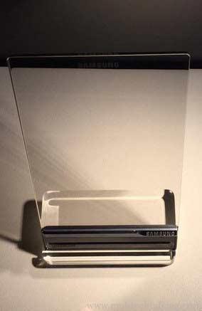 Tony Starks Samsung made device