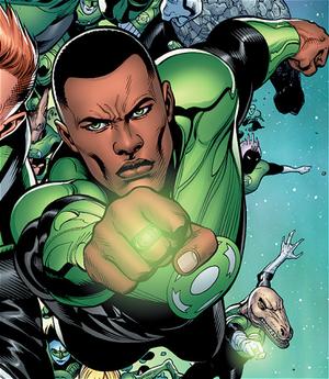 Tyrese Gibson Green Lantern John Stewart