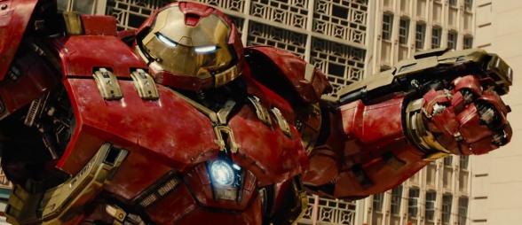 Vengadores Hulkbuster