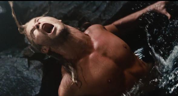 Vengadores la era de Ultrón - Thor