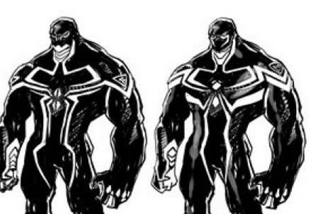 Venom nuevo look