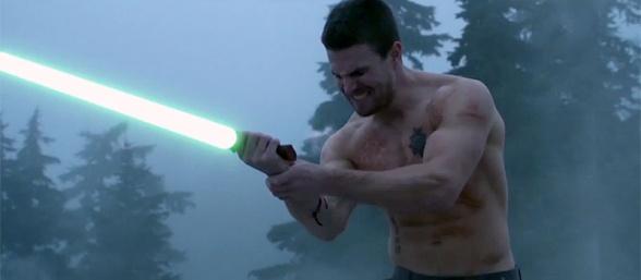 Arrow Jedi