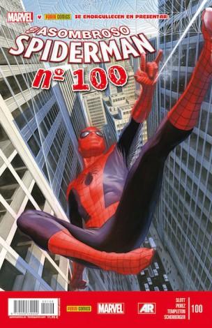 asombroso spiderman 100