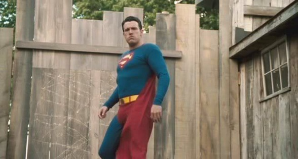 ben affleck superman