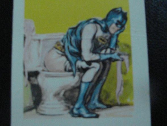 carta extra rara batman lavabo1