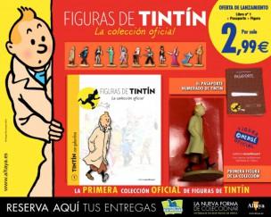coleccionable Tintin