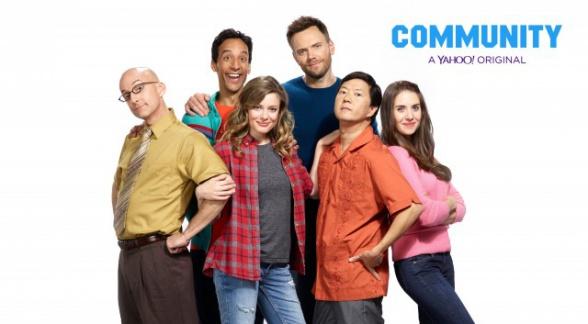 Nueva imagen promocional de 'Community'