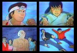 dibujos-de-karate-kid
