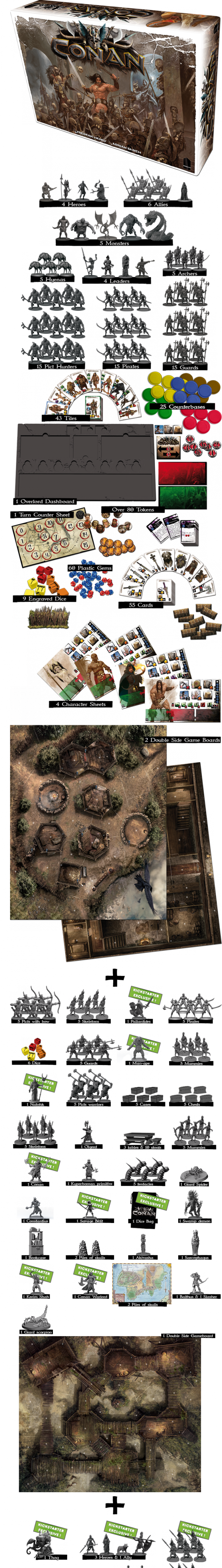 Conan - Monolith Games